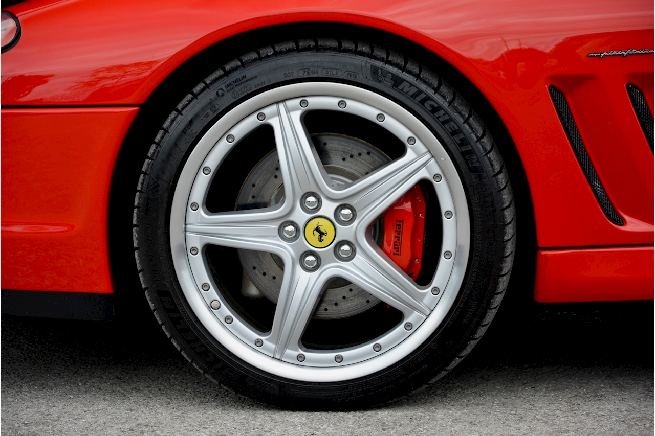 Ferrari 575 Maranello F1 Fiorano Handling Package + Timing Belt Change by Ferrari Jan 19 - Large 34