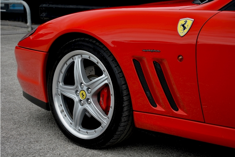 Ferrari 575 Maranello F1 Fiorano Handling Package + Timing Belt Change by Ferrari Jan 19 Image 16