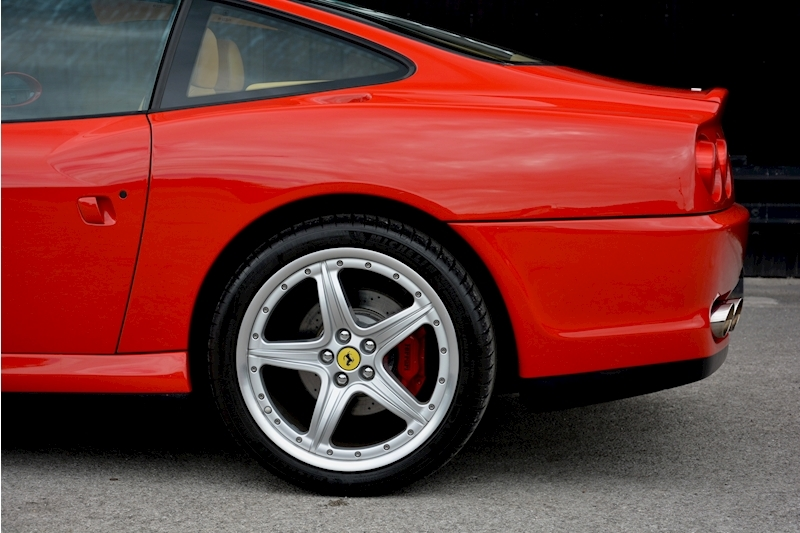 Ferrari 575 Maranello F1 Fiorano Handling Package + Timing Belt Change by Ferrari Jan 19 Image 18
