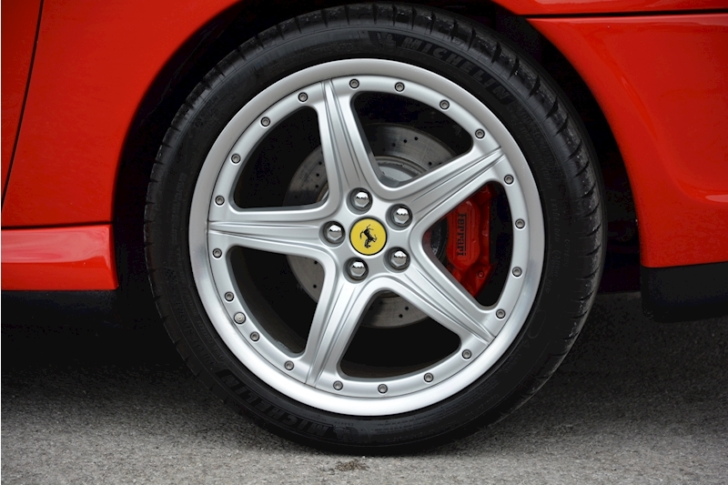 Ferrari 575 Maranello F1 Fiorano Handling Package + Timing Belt Change by Ferrari Jan 19 Image 35