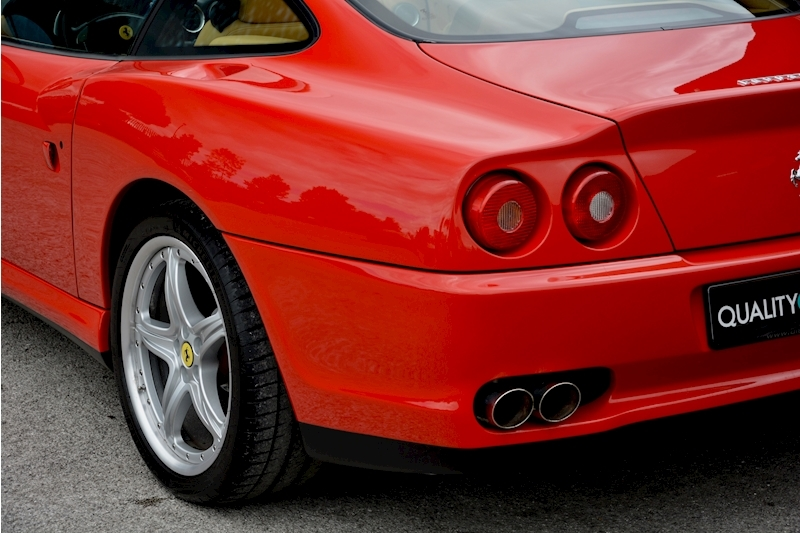 Ferrari 575 Maranello F1 Fiorano Handling Package + Timing Belt Change by Ferrari Jan 19 Image 19
