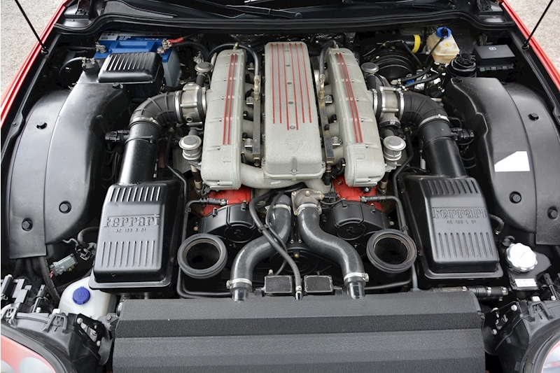 Ferrari 575 Maranello F1 Fiorano Handling Package + Timing Belt Change by Ferrari Jan 19 Image 39
