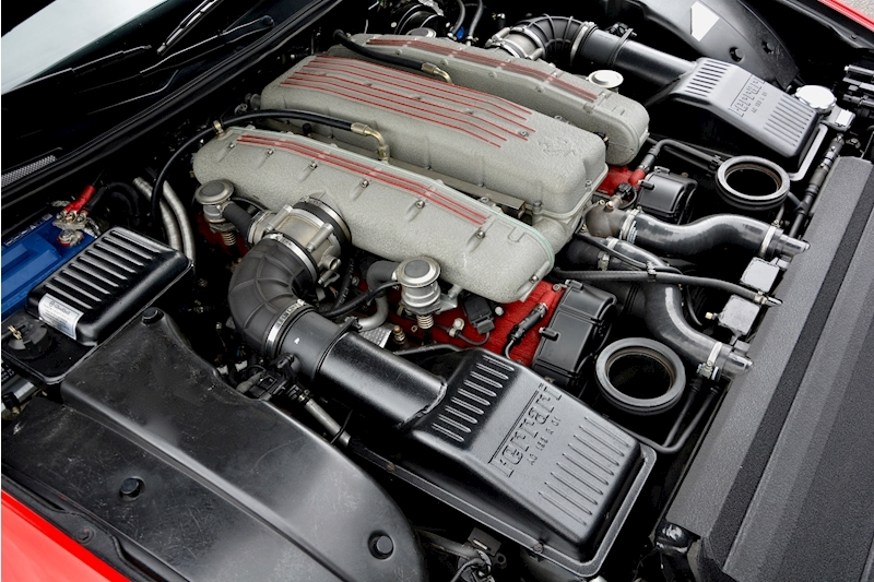 Ferrari 575 Maranello F1 Fiorano Handling Package + Timing Belt Change by Ferrari Jan 19 Image 40