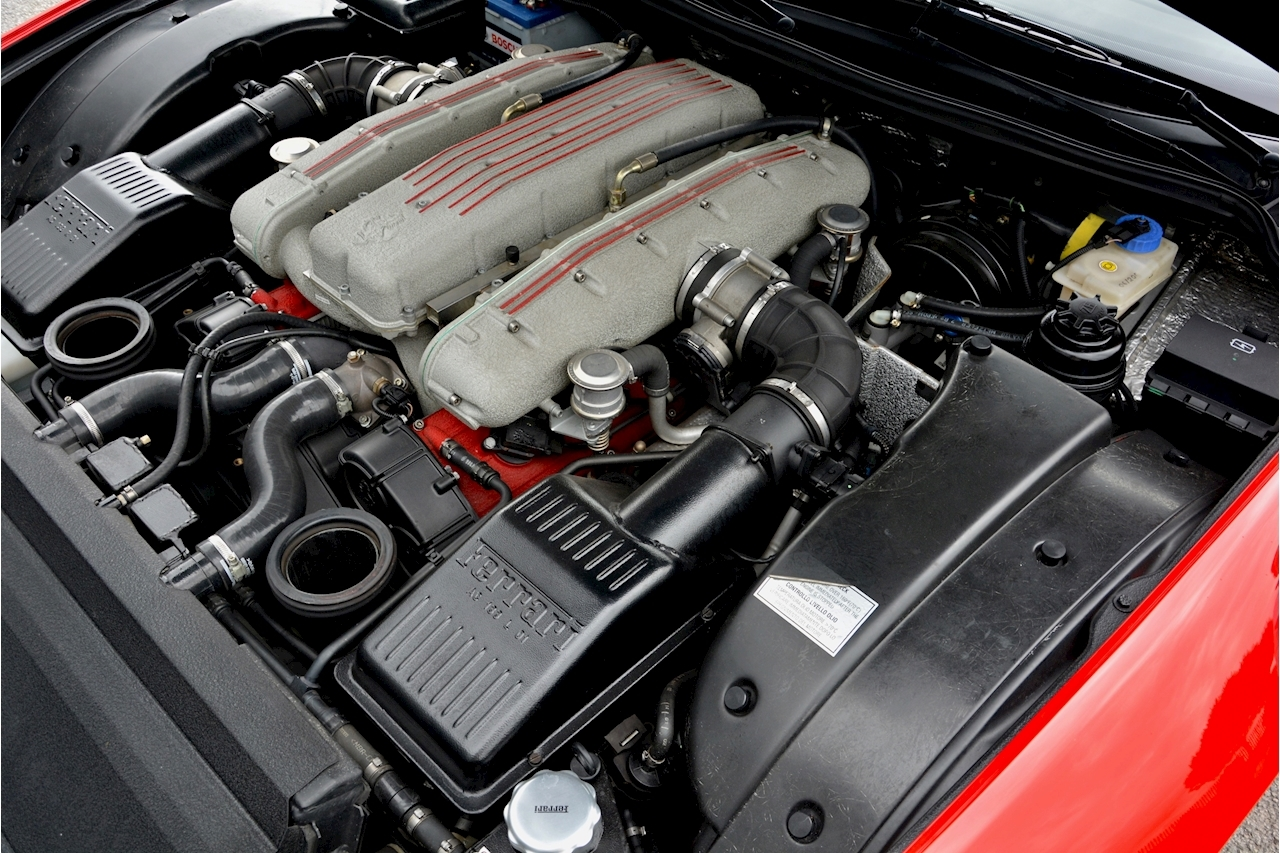 Ferrari 575 Maranello F1 Fiorano Handling Package + Timing Belt Change by Ferrari Jan 19 - Large 41
