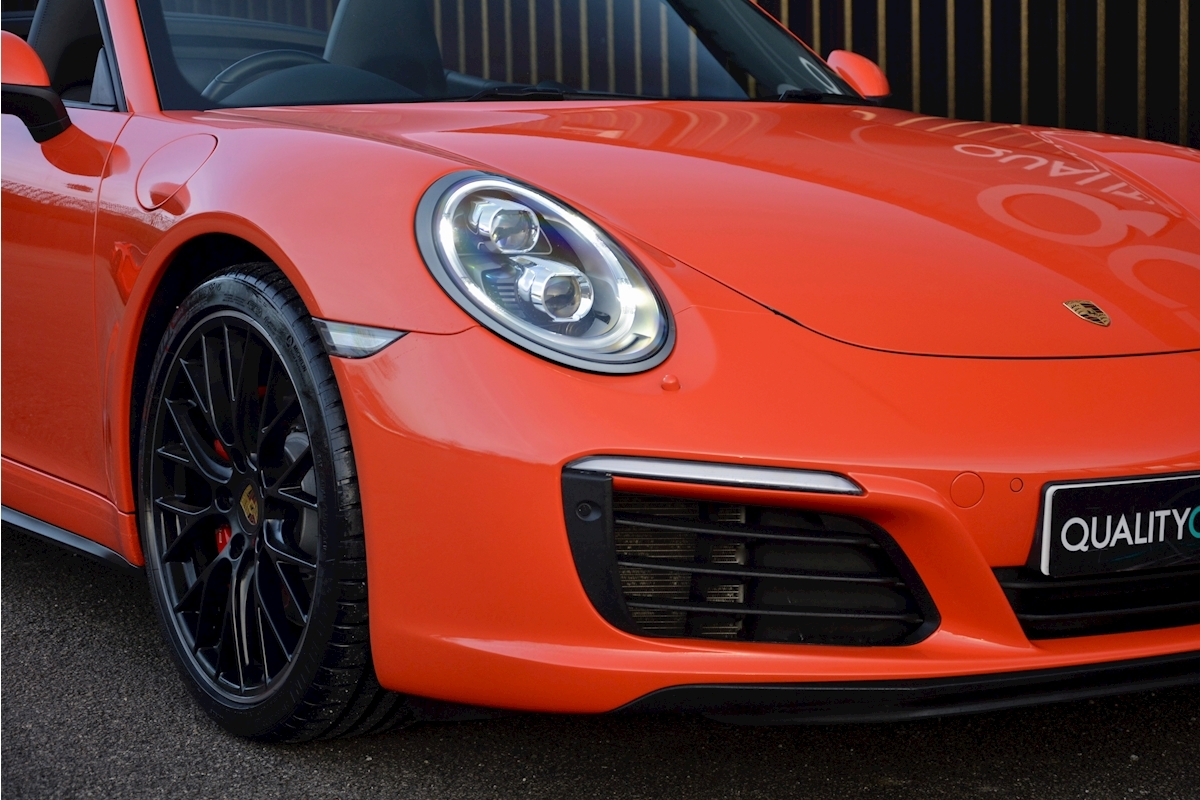 Porsche 911 Just Serviced by Porsche + Massive Specification - Large 24