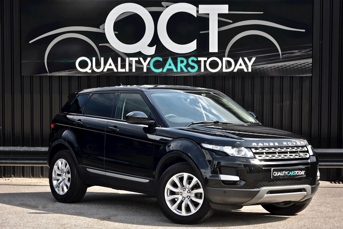 Used Land Rover Range Rover Evoque 2.2 Sd4 Pure Tech 9 Speed ...