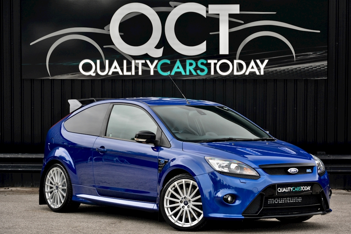 Ford Focus Focus Rs 2.5 3dr Hatchback Manual Petrol - Large 0