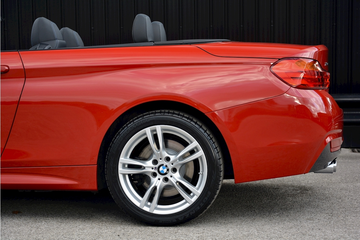 Used Bmw 435d Xdrive M Sport Convertible 1 Owner + Full BMW History + BMW  Service Pack | Quality Cars Today Ltd -