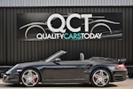 Porsche 911 911 Turbo Tiptronic S 3.6 2dr Convertible Automatic Petrol - Thumb 1