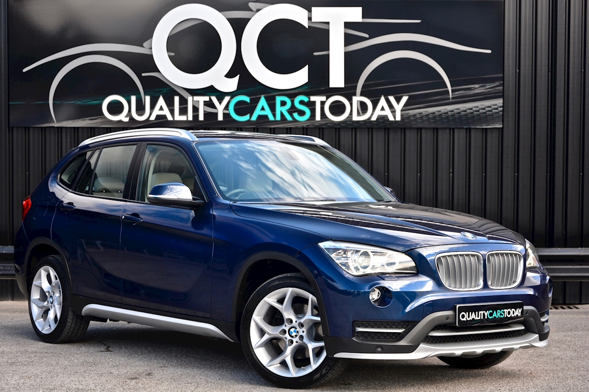 Bmw X1 X1 Xdrive25d Xline 2.0 5dr Estate Automatic Diesel - Large 0