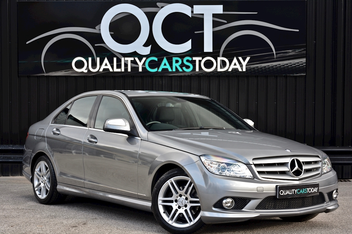 Mercedes C220 CDI Sport Auto 1 Owner + Full MB  History + Just 14k Miles - Large 0