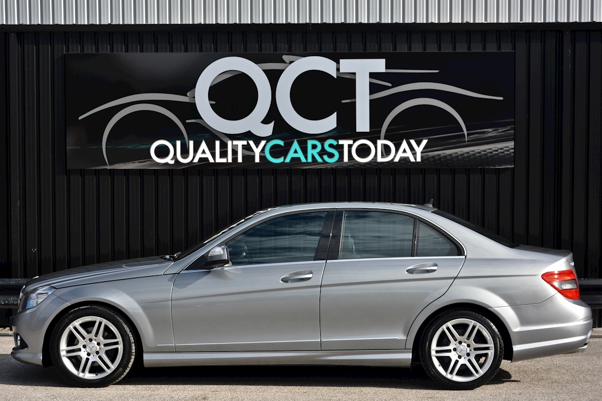 Mercedes C220 CDI Sport Auto 1 Owner + Full MB  History + Just 14k Miles - Large 1