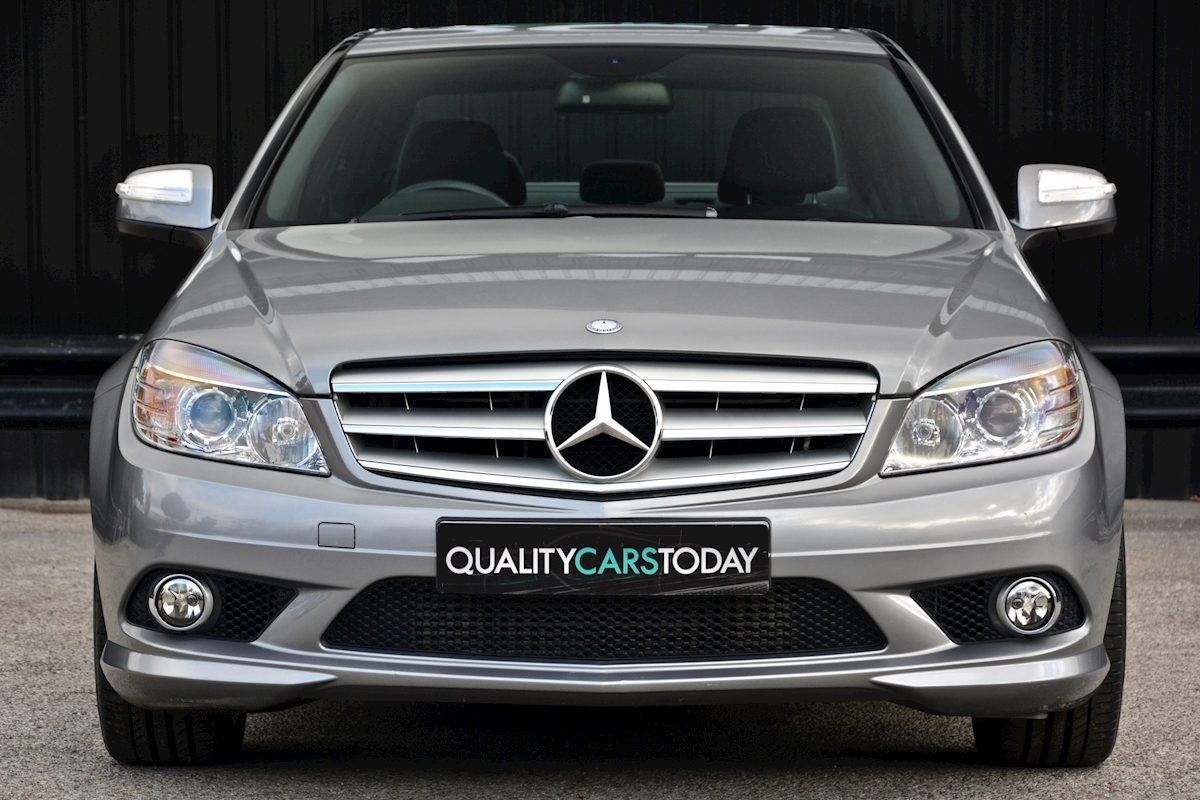 Mercedes C220 CDI Sport Auto 1 Owner + Full MB  History + Just 14k Miles - Large 3