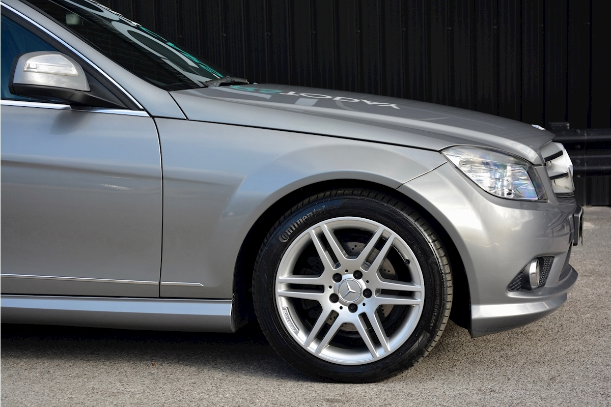 Mercedes C220 CDI Sport Auto 1 Owner + Full MB  History + Just 14k Miles - Large 15