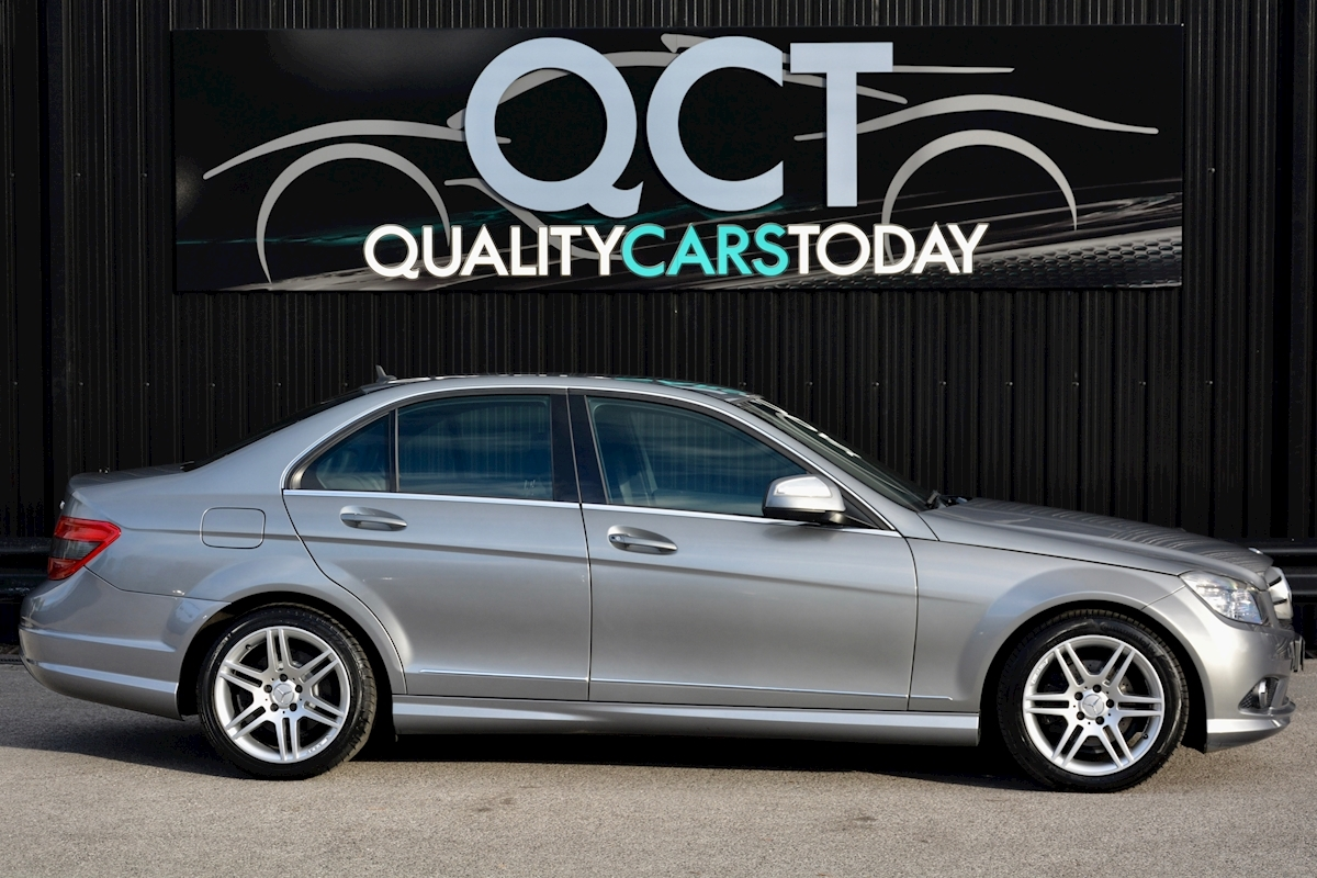 Mercedes C220 CDI Sport Auto 1 Owner + Full MB  History + Just 14k Miles - Large 12