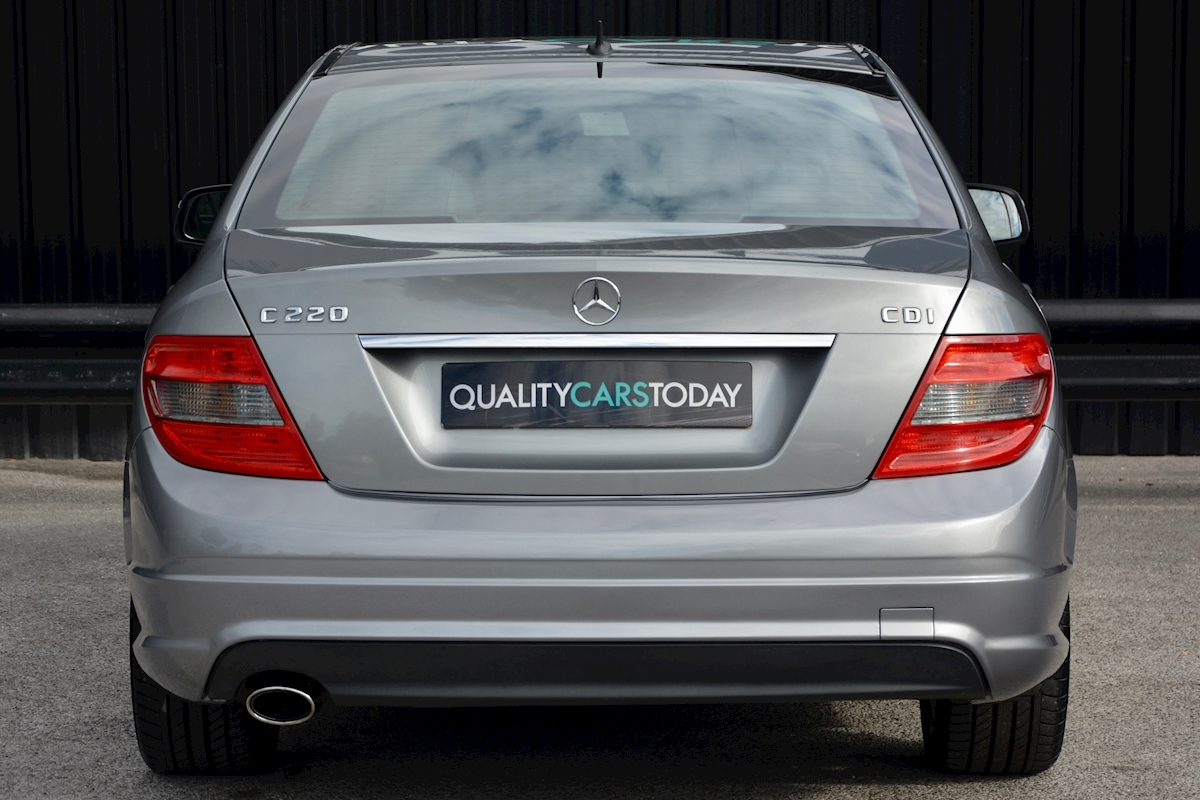 Mercedes C220 CDI Sport Auto 1 Owner + Full MB  History + Just 14k Miles - Large 4