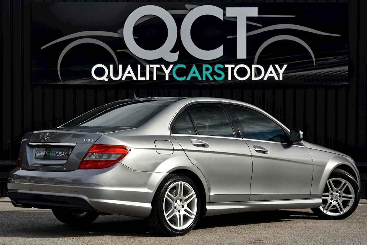Mercedes C220 CDI Sport Auto 1 Owner + Full MB  History + Just 14k Miles - Large 11