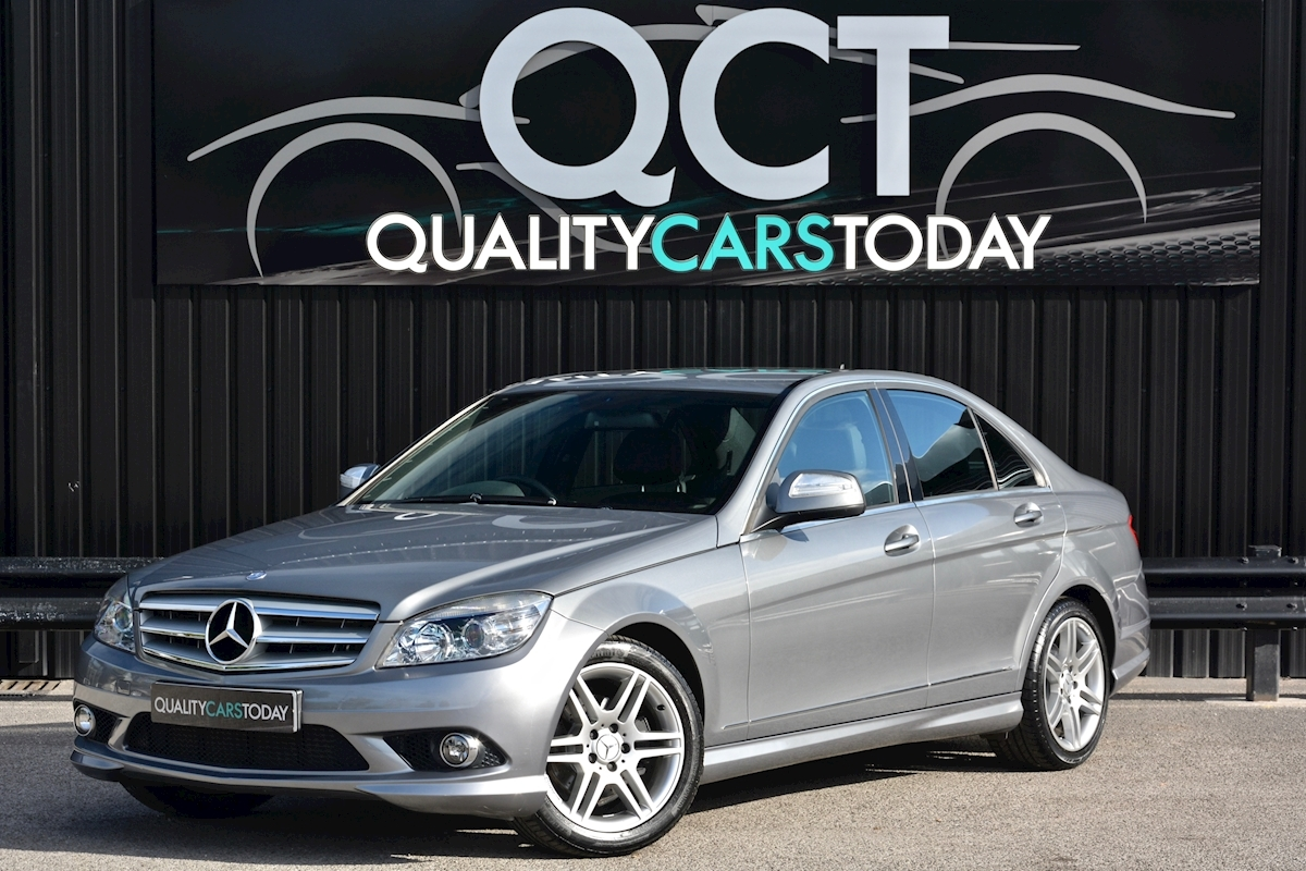 Mercedes C220 CDI Sport Auto 1 Owner + Full MB  History + Just 14k Miles - Large 8