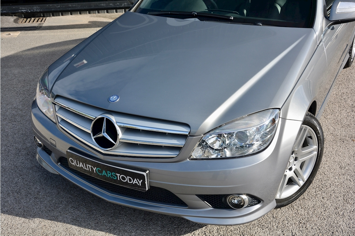 Mercedes C220 CDI Sport Auto 1 Owner + Full MB  History + Just 14k Miles - Large 9