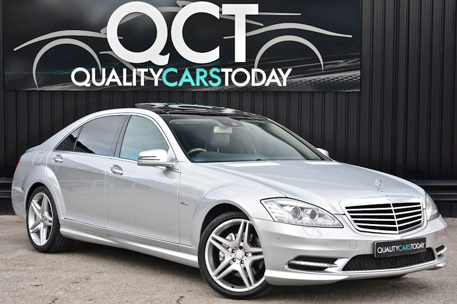 Mercedes S350 L AMG Sport Package S350 Cdi Bluetec Blueefficiency L