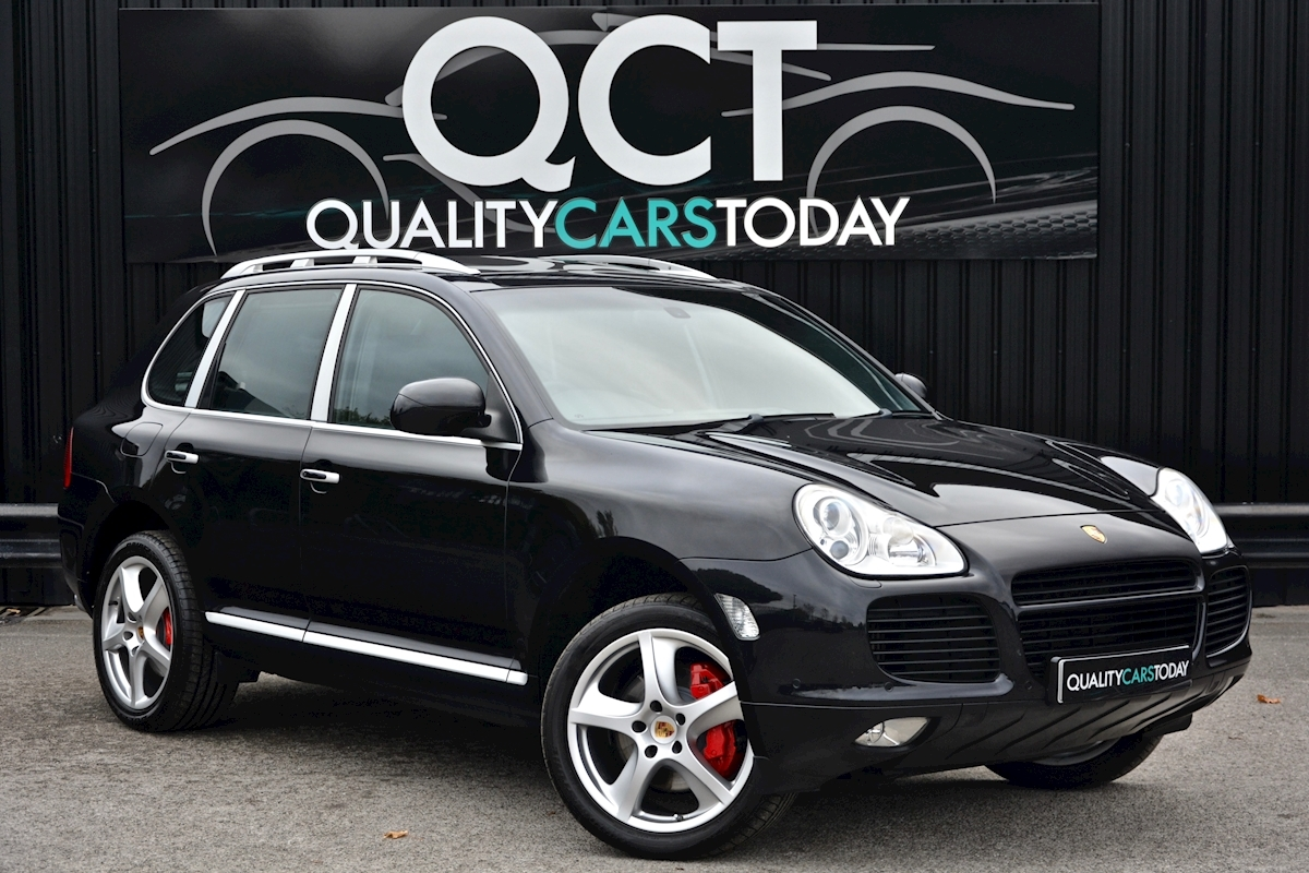 Used Porsche Cayenne Turbo 45 V8 High Specification