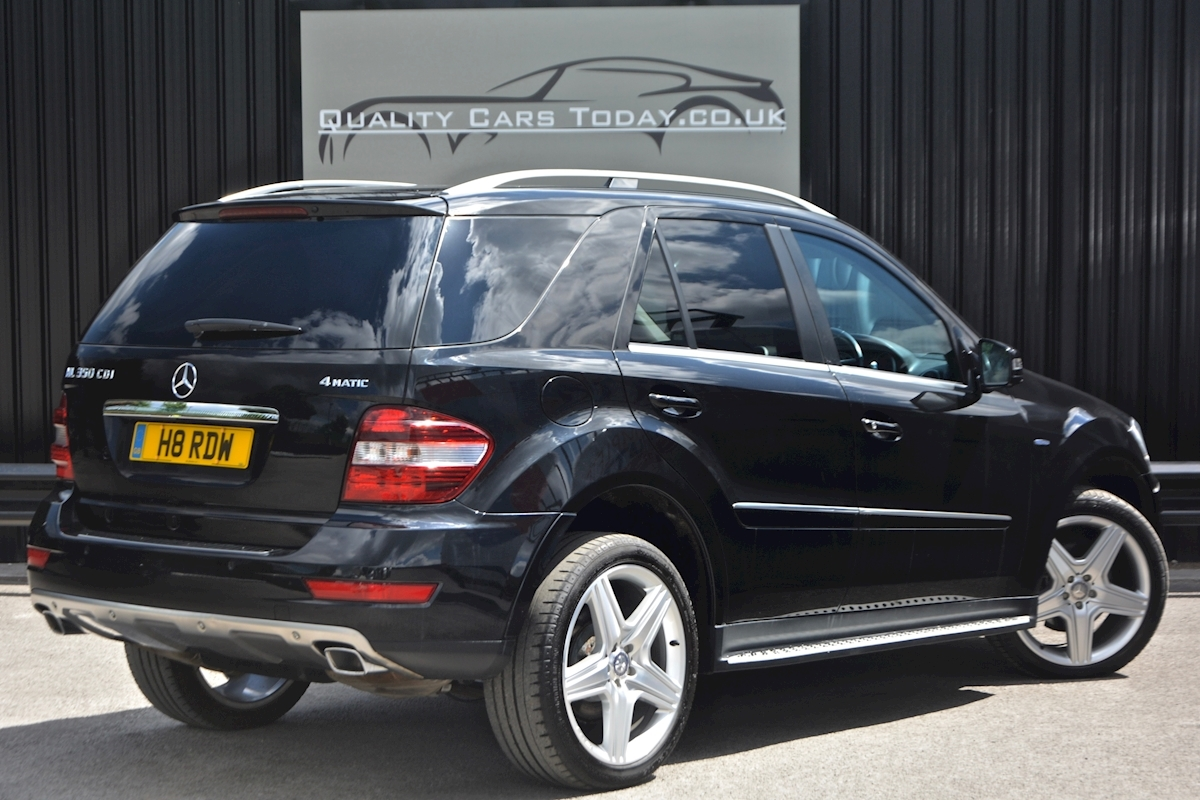 used mercedes ml 350 cdi sport 21 inch amg wheels heated seats for sale quality cars today. Black Bedroom Furniture Sets. Home Design Ideas