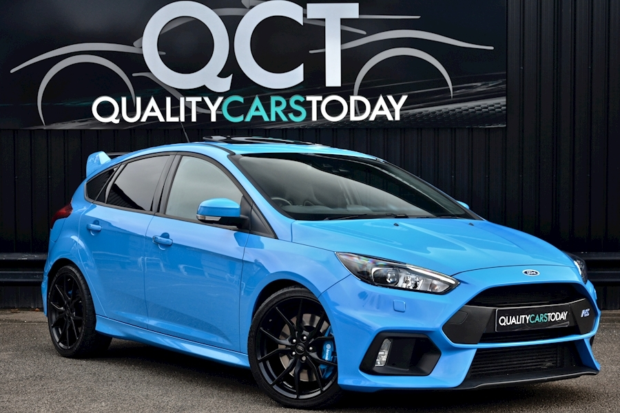 Ford Focus RS MK3 Focus Rs