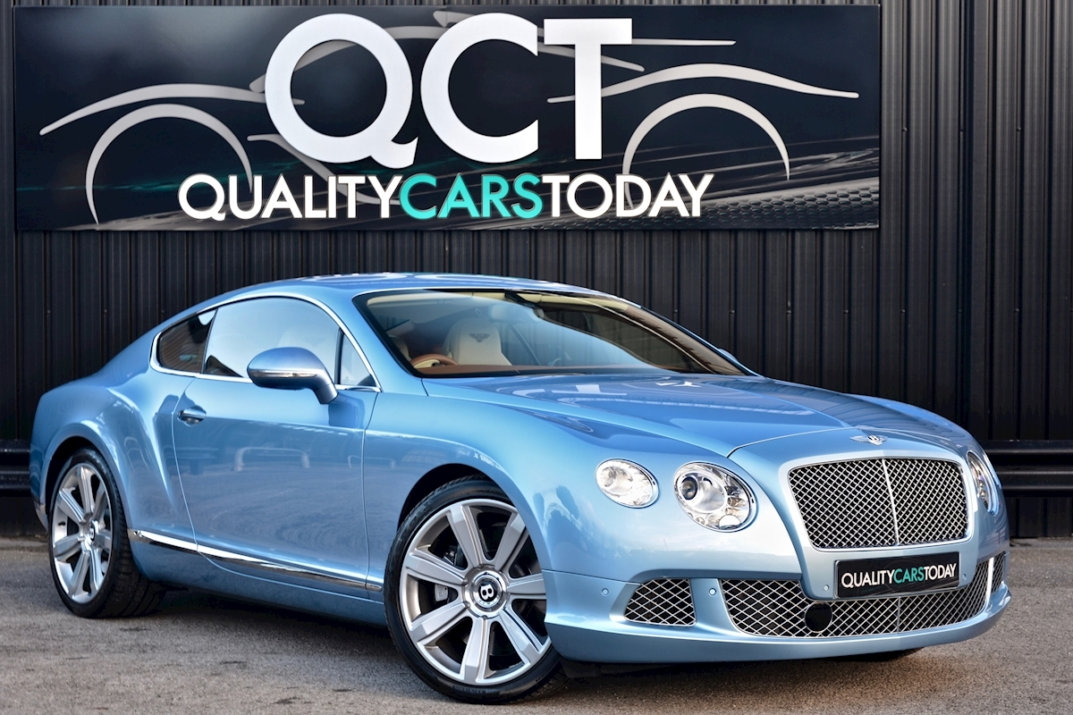 Bentley Continental Continental Gt 6.0 2dr Coupe Automatic Petrol/Alcohol - Large 0