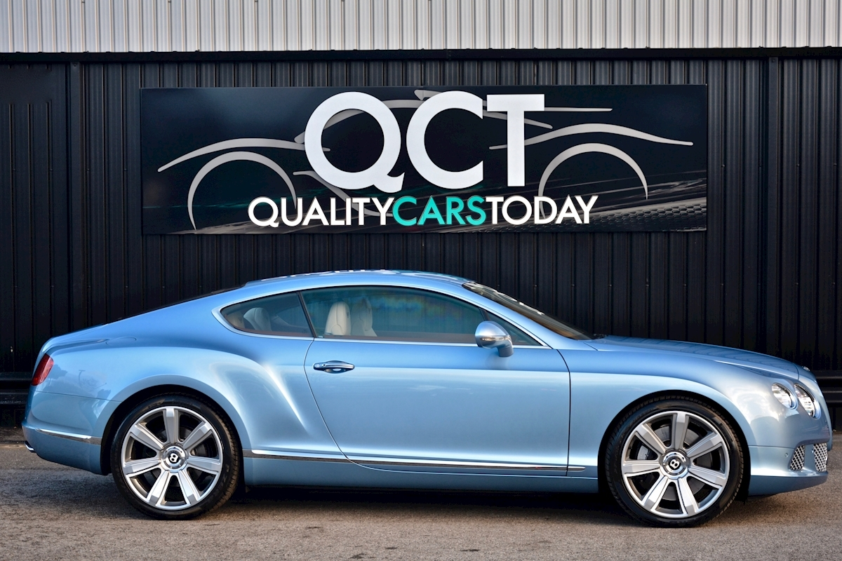 Bentley Continental Continental Gt 6.0 2dr Coupe Automatic Petrol/Alcohol - Large 7