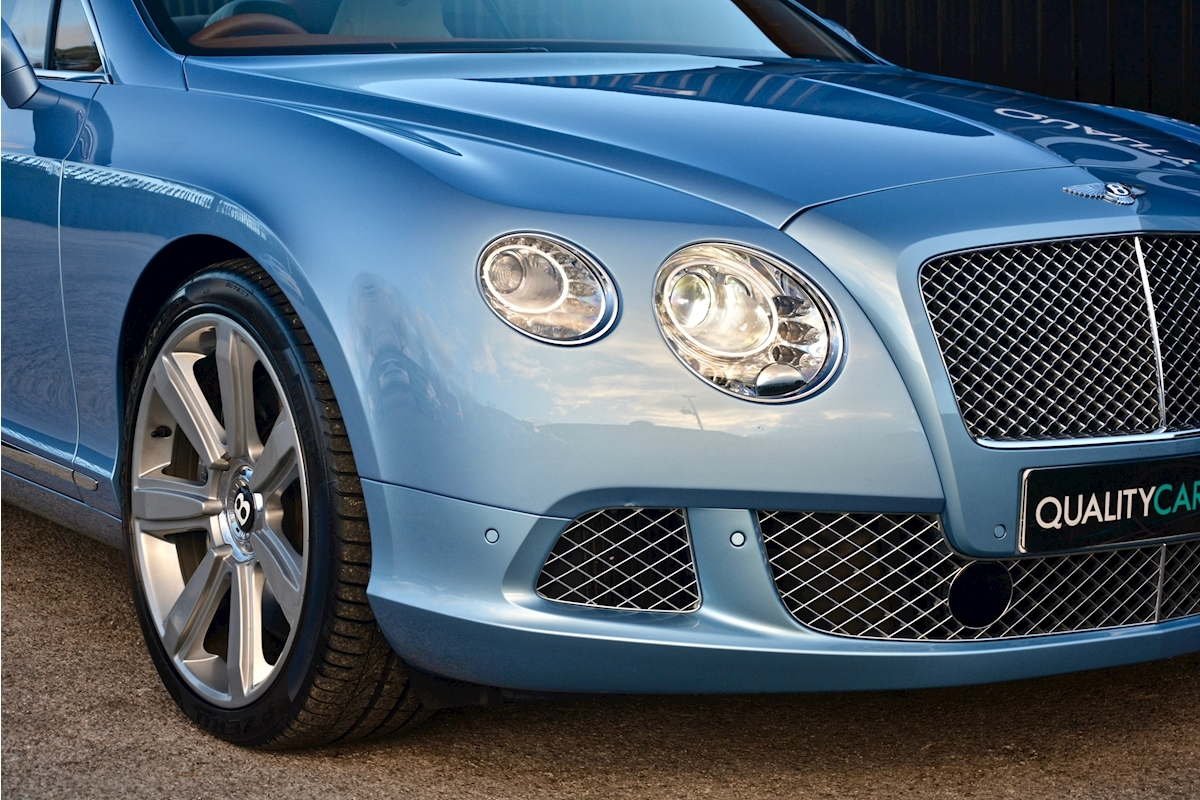 Bentley Continental Continental Gt 6.0 2dr Coupe Automatic Petrol/Alcohol - Large 15