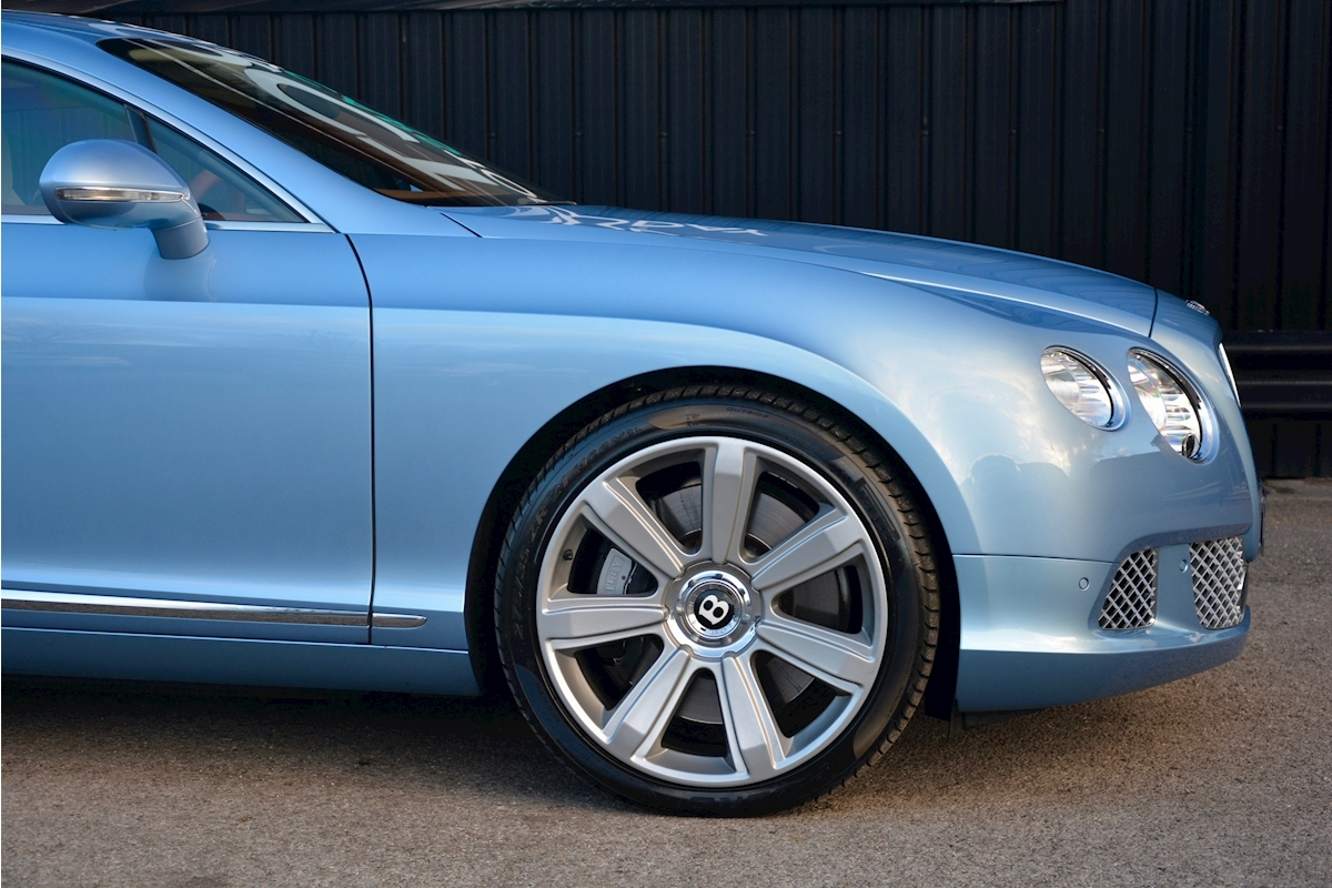 Bentley Continental Continental Gt 6.0 2dr Coupe Automatic Petrol/Alcohol - Large 14