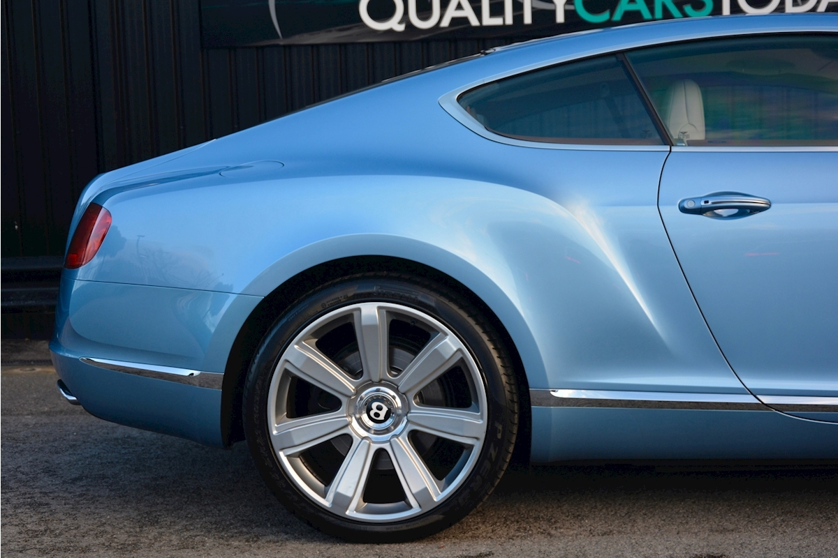 Bentley Continental Continental Gt 6.0 2dr Coupe Automatic Petrol/Alcohol - Large 13