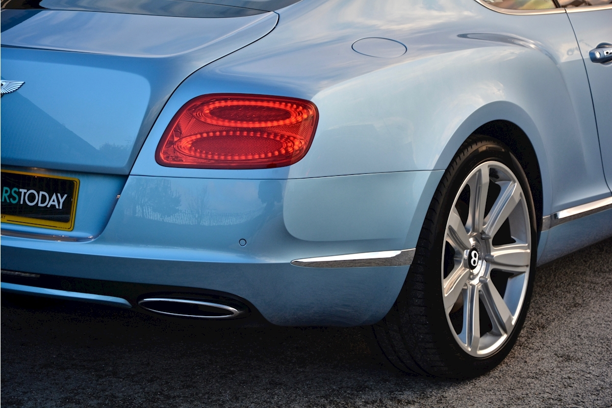 Bentley Continental Continental Gt 6.0 2dr Coupe Automatic Petrol/Alcohol - Large 12