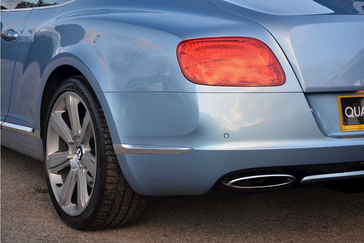 Bentley Continental Continental Gt 6.0 2dr Coupe Automatic Petrol/Alcohol - Large 25