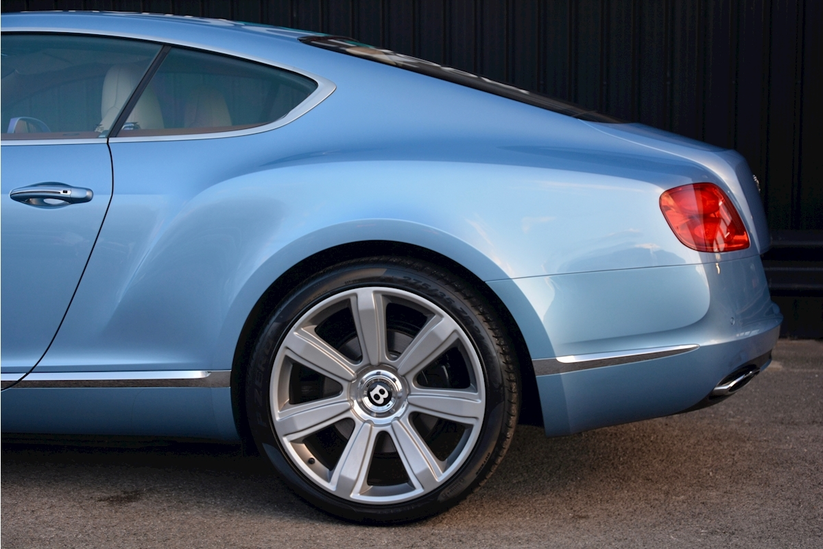 Bentley Continental Continental Gt 6.0 2dr Coupe Automatic Petrol/Alcohol - Large 18