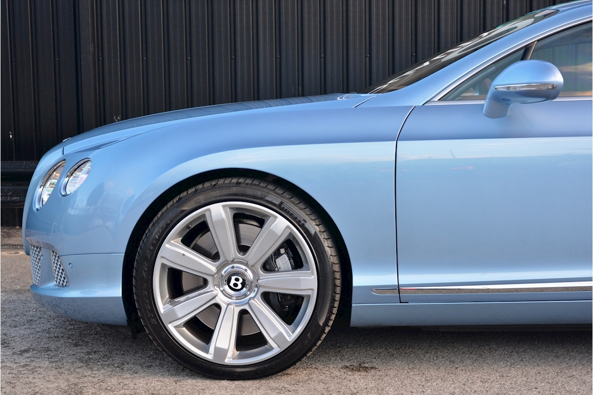 Bentley Continental Continental Gt 6.0 2dr Coupe Automatic Petrol/Alcohol - Large 17