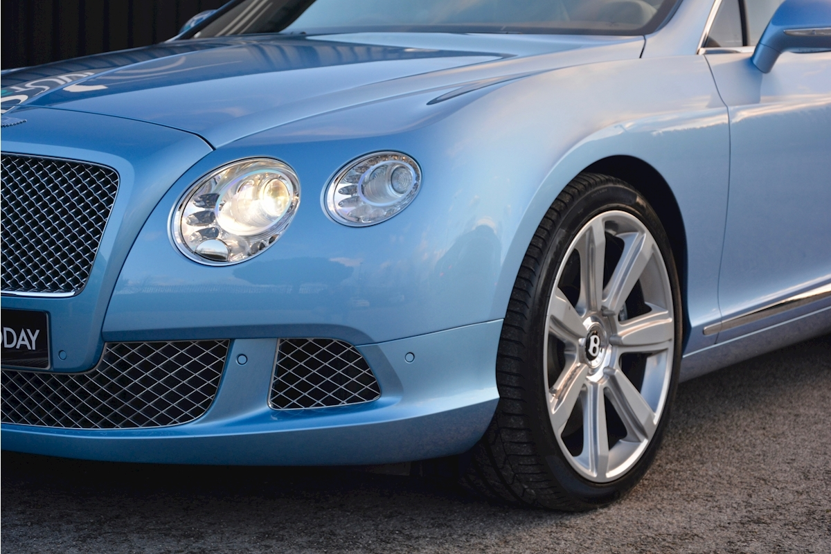 Bentley Continental Continental Gt 6.0 2dr Coupe Automatic Petrol/Alcohol - Large 16