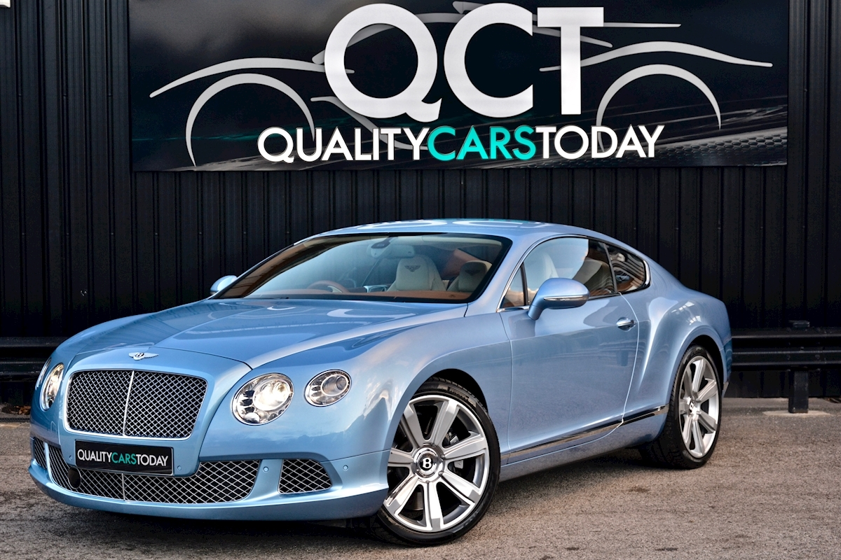Bentley Continental Continental Gt 6.0 2dr Coupe Automatic Petrol/Alcohol - Large 9