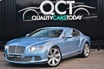 Bentley Continental Continental Gt 6.0 2dr Coupe Automatic Petrol/Alcohol - Thumb 9