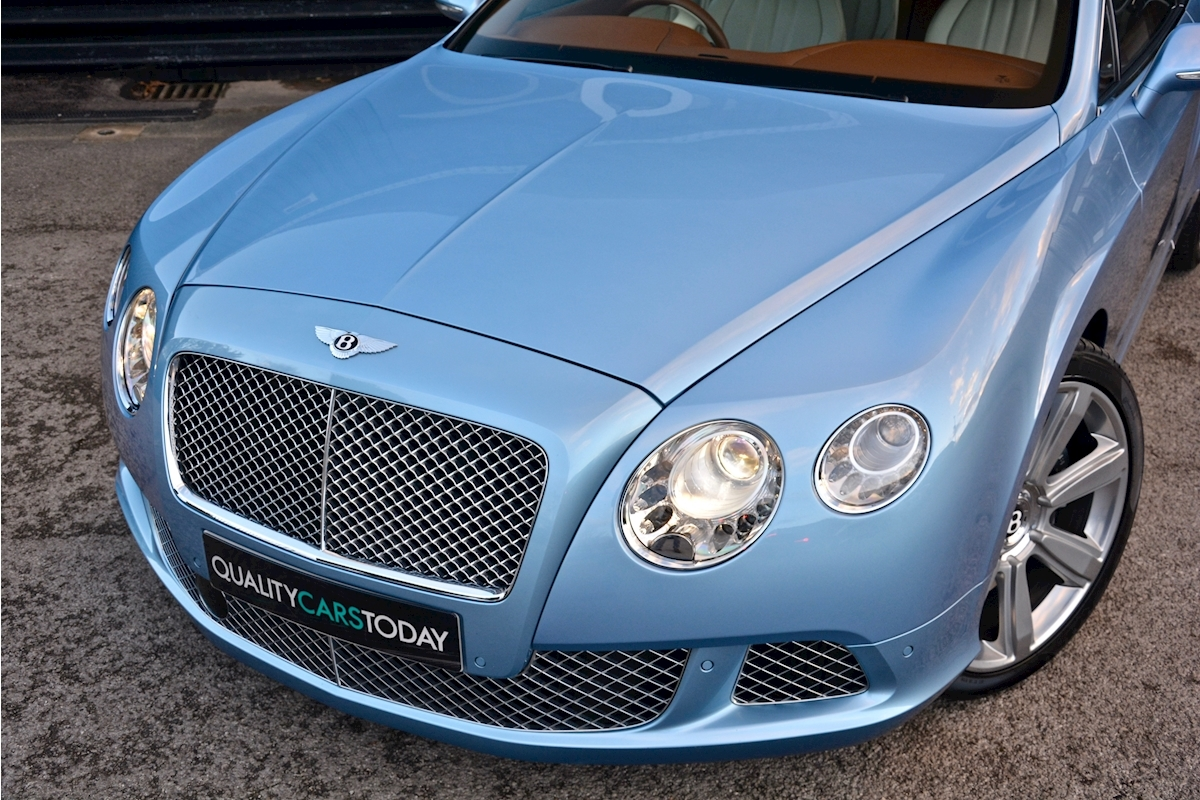 Bentley Continental Continental Gt 6.0 2dr Coupe Automatic Petrol/Alcohol - Large 10