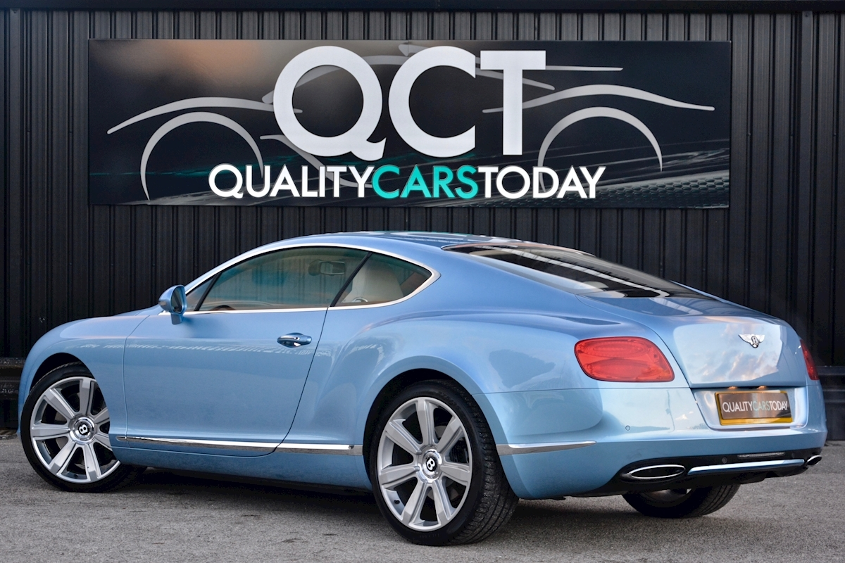 Bentley Continental Continental Gt 6.0 2dr Coupe Automatic Petrol/Alcohol - Large 1