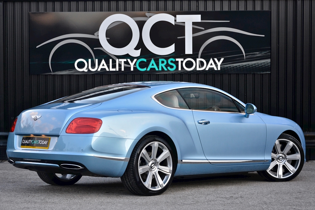 Bentley Continental Continental Gt 6.0 2dr Coupe Automatic Petrol/Alcohol - Large 11