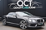 Bentley Continental GTC V8 Continental 1 Former Keeper + £182,544 List Price - Thumb 0
