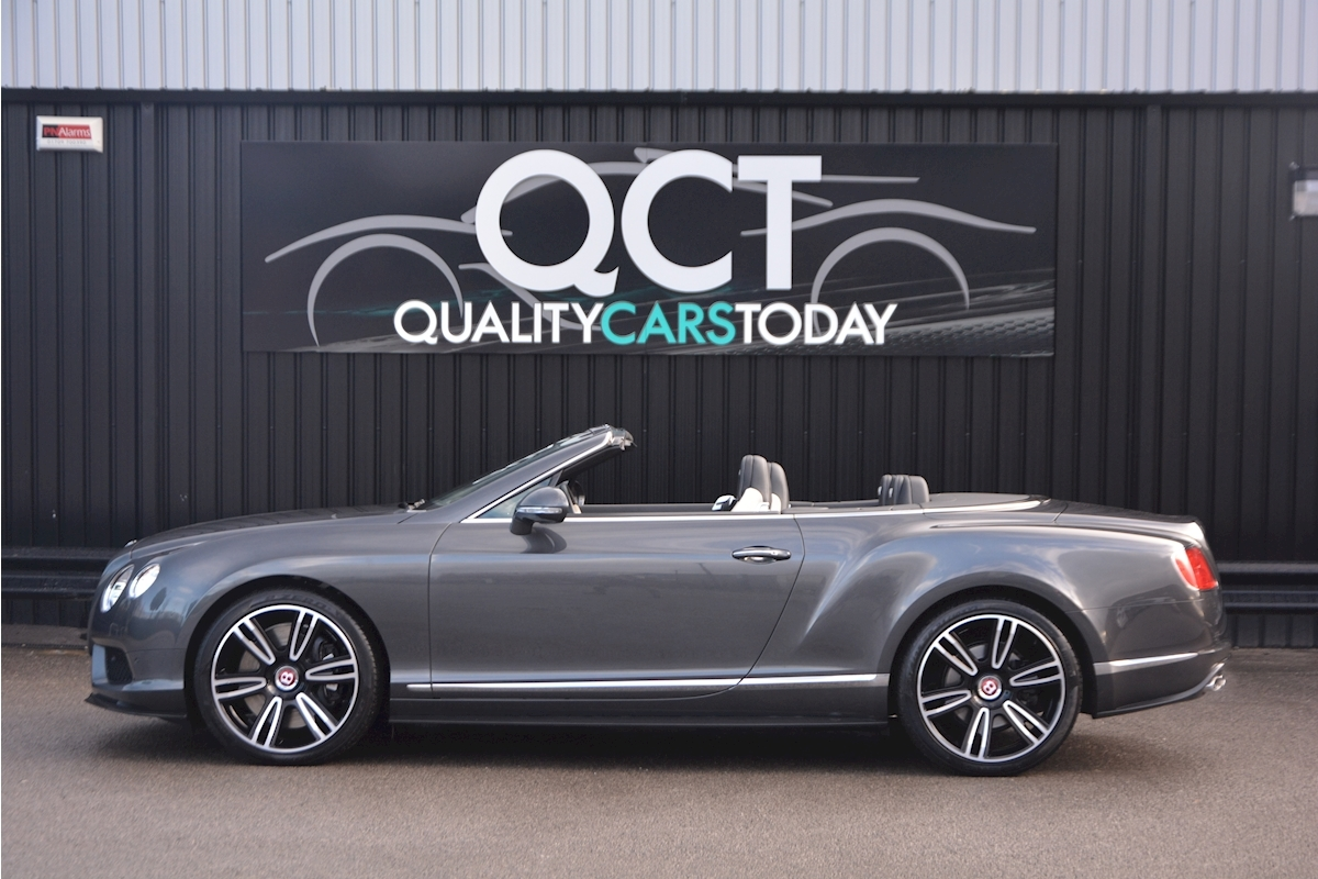 Bentley Continental GTC V8 Continental 1 Former Keeper + £182,544 List Price - Large 1