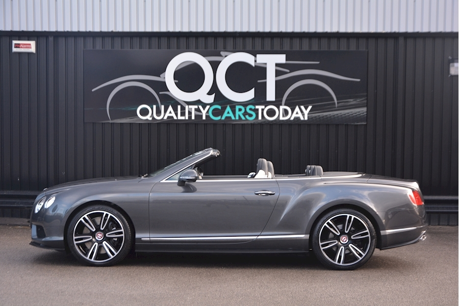 Bentley Continental GTC V8 Continental 1 Former Keeper + £182,544 List Price Image 1