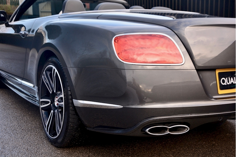 Bentley Continental GTC V8 Continental 1 Former Keeper + £182,544 List Price Image 25