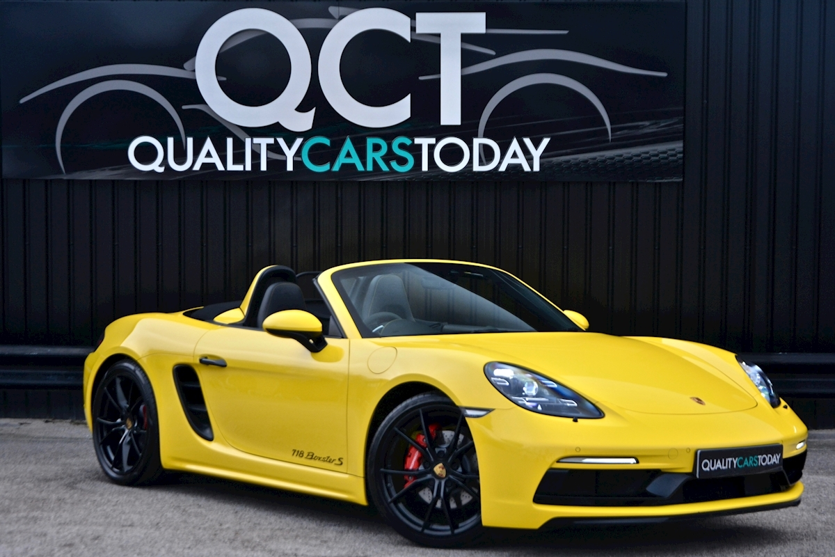 Porsche 718 Boxster S £77k Original List Price + Highest Spec We Have Ever Seen - Large 0