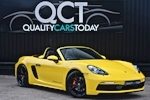 Porsche 718 Boxster S £77k Original List Price + Highest Spec We Have Ever Seen - Thumb 0