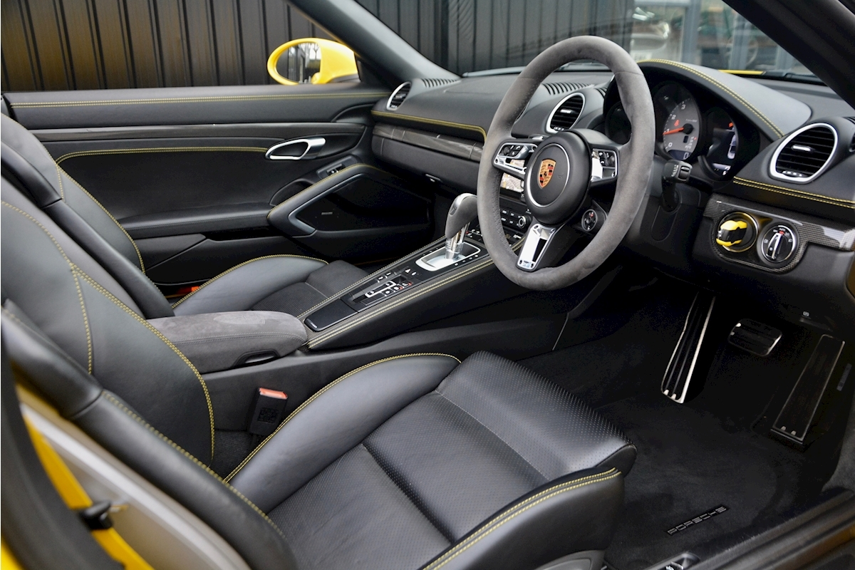Porsche 718 Boxster S £77k Original List Price + Highest Spec We Have Ever Seen - Large 6