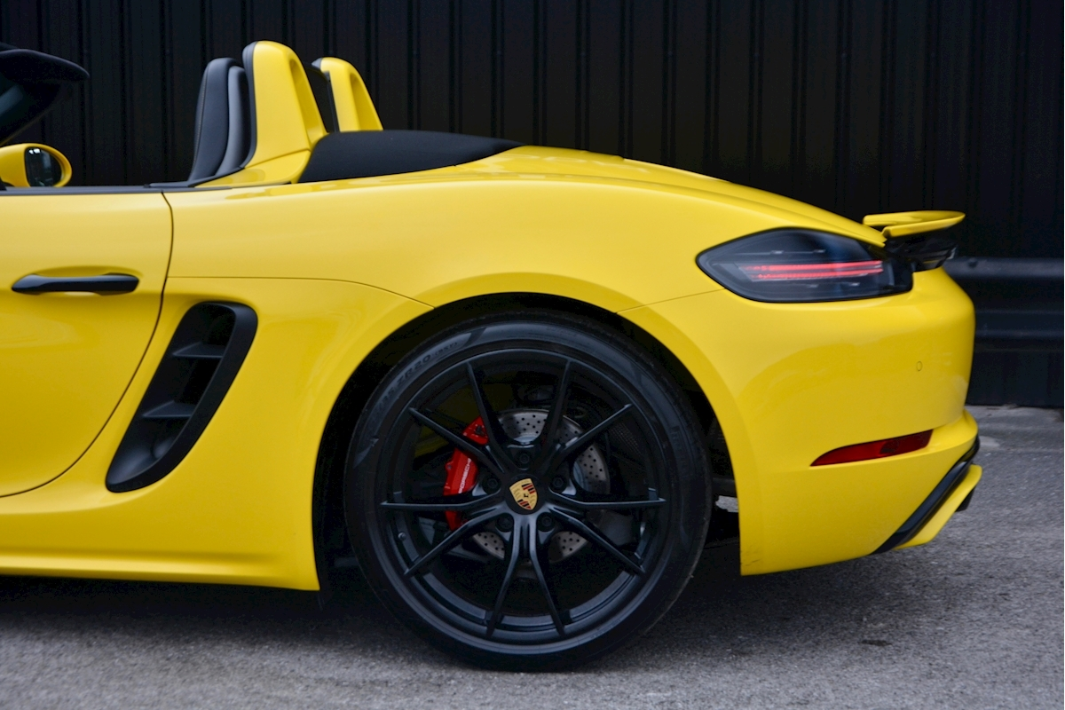 Porsche 718 Boxster S £77k Original List Price + Highest Spec We Have Ever Seen - Large 23